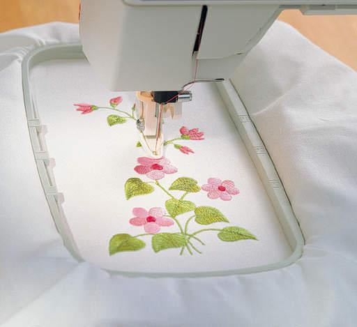 Схемы вышивок на вышивальных машинах