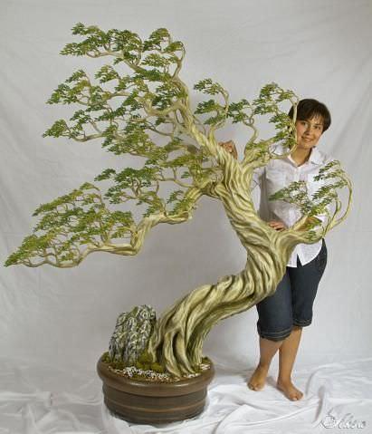 деревья из бисера купить