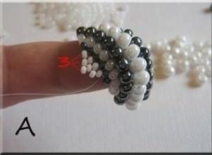 Браслеты из бисера: оригинальные украшения своими руками (фото)