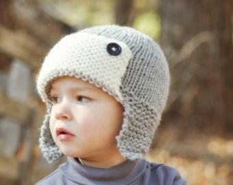 Вязаные шапки для мальчиков своими руками