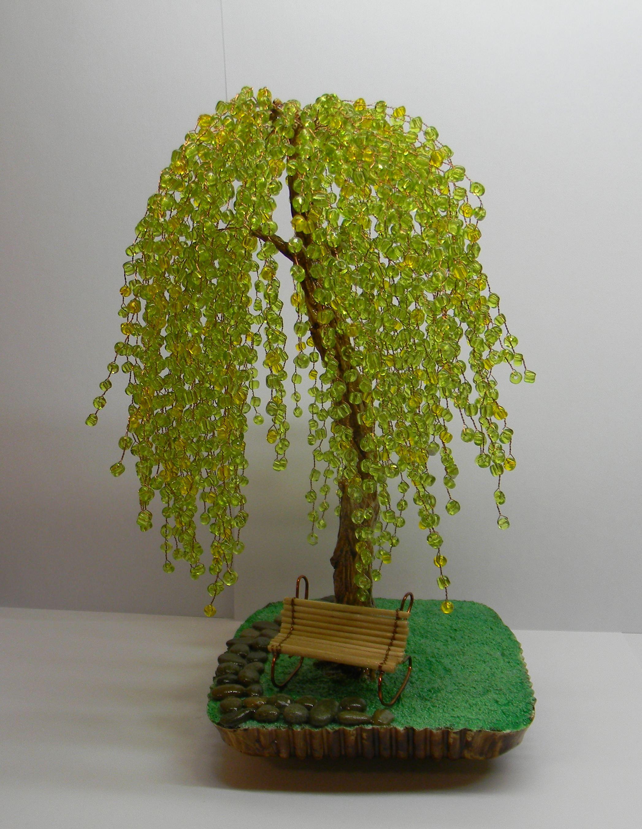 Видео урок дерево своими руками фото 549