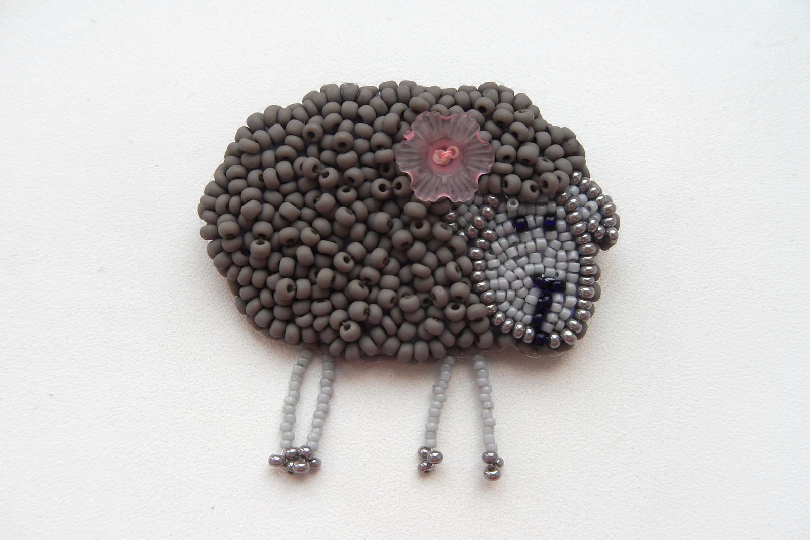 поделки для новичков из бисера схемы плетения