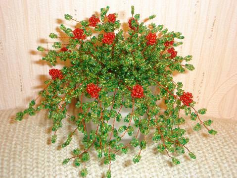веточки с ягодами годжи
