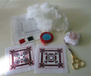 Материалы для пошива бискорню