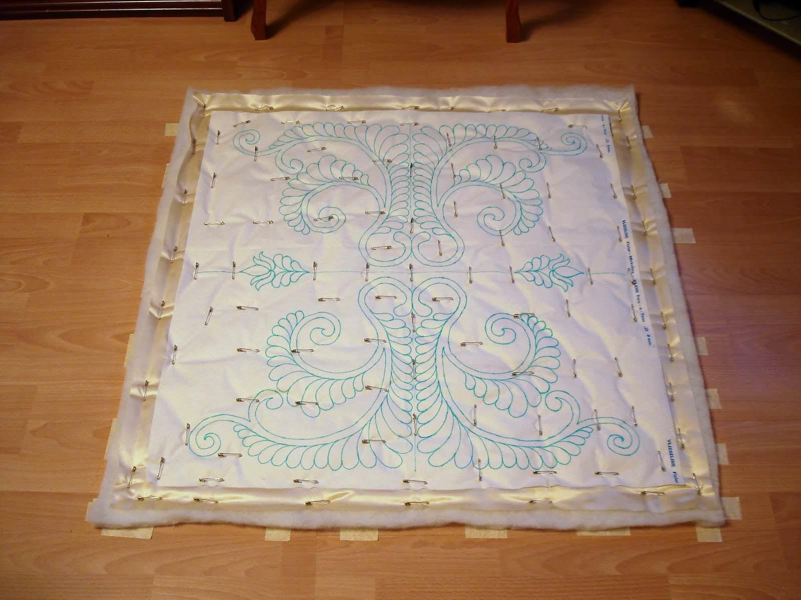 Вышивка трапунто для начинающих