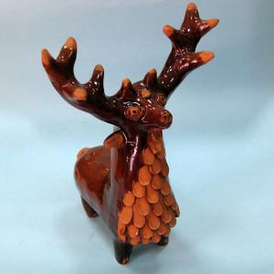 Абашевская игрушка олень