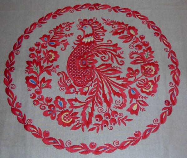 фото русская народная вышивка