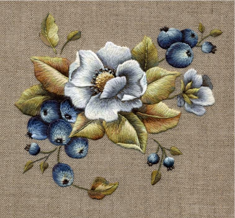 Художественная вышивка мастер