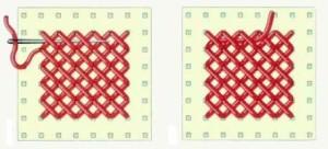 Счетный крест техника вышивания и что такое пачатный крест