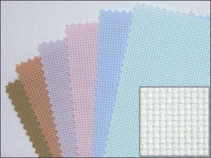 цветовая палитра канвы Aida