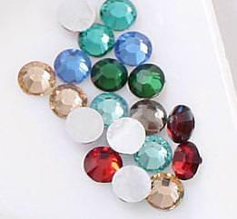 Круглые стразы для алмазной вышивка