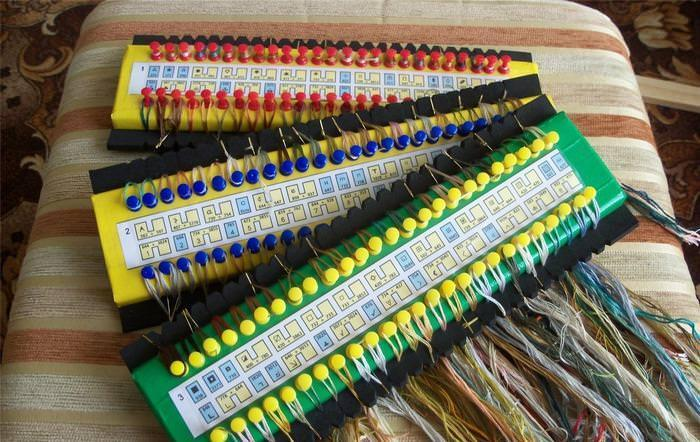Органайзер для вышивки сделать