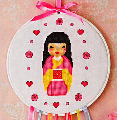 Рамка-пяльца оформление вышивки