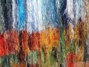 Шелковые нити для вышивки