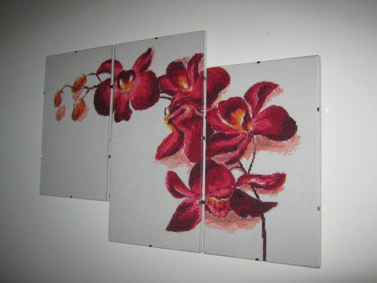 Схемы вышивка триптихи полиптихи