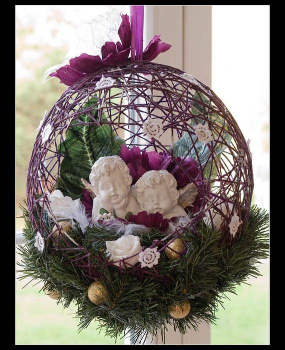 Как сделать цветы из шаров фото фото 966