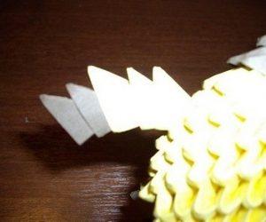 38-7-300x250 Мастерим по схеме бумажные фигурки лошади оригами