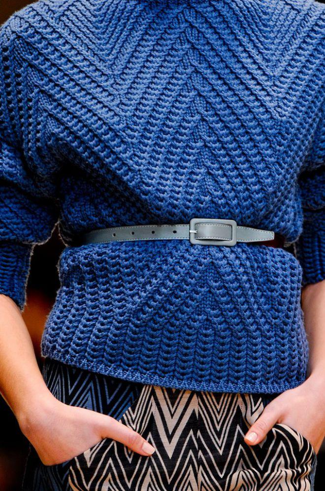 французская резинка спицами схема вязания с фото и видео