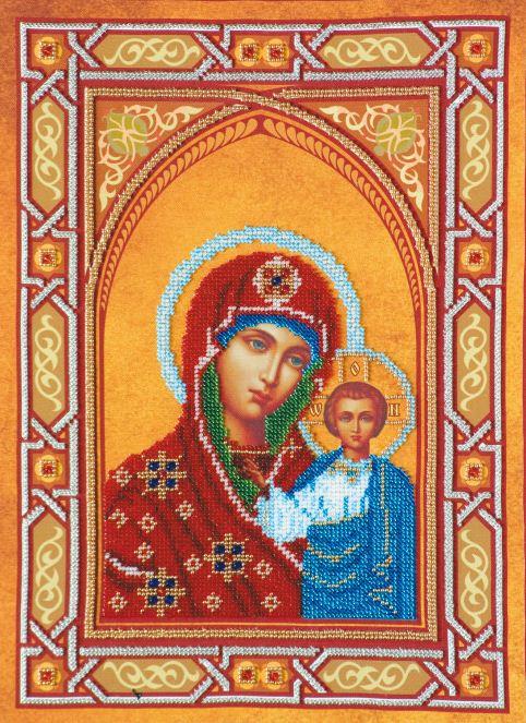 Вышивка икон благословение нужно