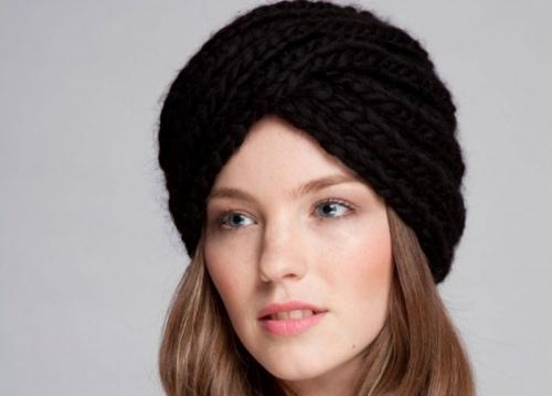 со шапки вязание чалма спицами схемами