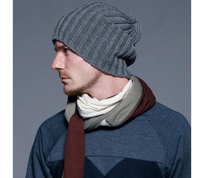 класс вязание мужских шапок