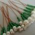 Мастер-класс плетения ландышей из бисера