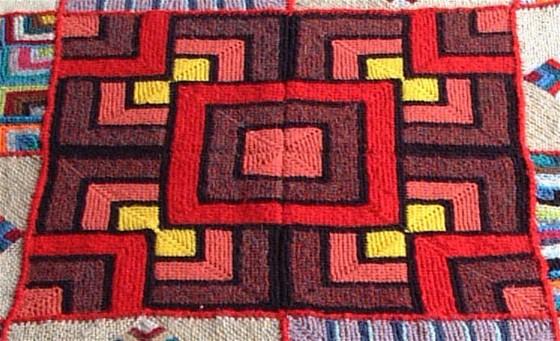 пэчворк вязание спицами для начинающих фото