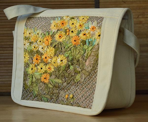 Бесплатно сумки с вышивкой