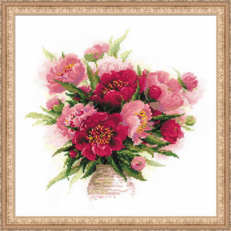 Вышивка приметы цветы