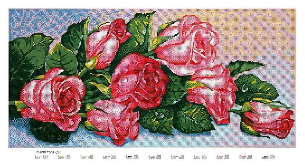 Квіти рози