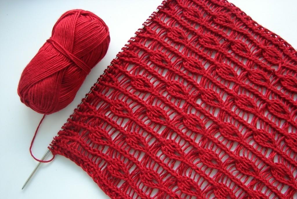 Вязание из ниток спицами для начинающих