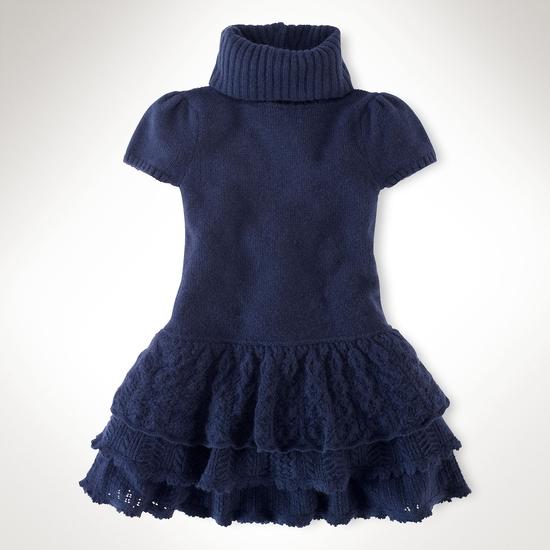 вязаное платье для девочки схема оригинального узора видео